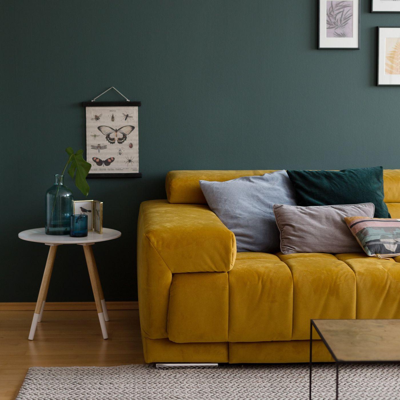 Schonsten Ideen Fur Deine Wandfarbe