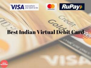 Online Virtual Debit Card