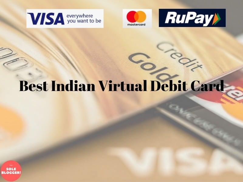 Online Virtual Debit Card