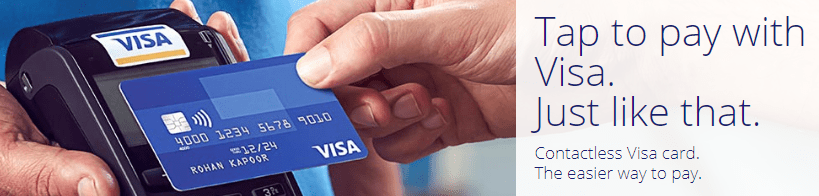 Contactless Payments Card