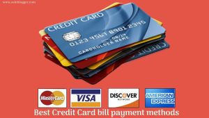Pay credit card online