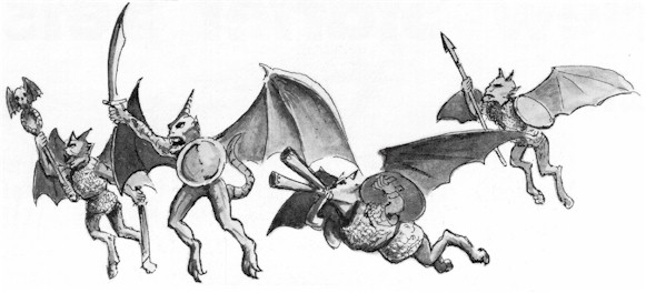 RR12 - Flying Gargoyles of Barda - Spring 1985 Journal