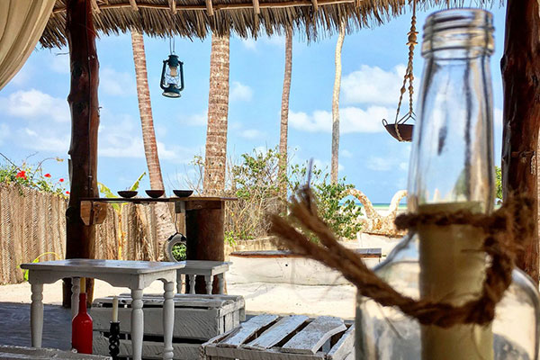 Makelele Beach Bar Zanzibar