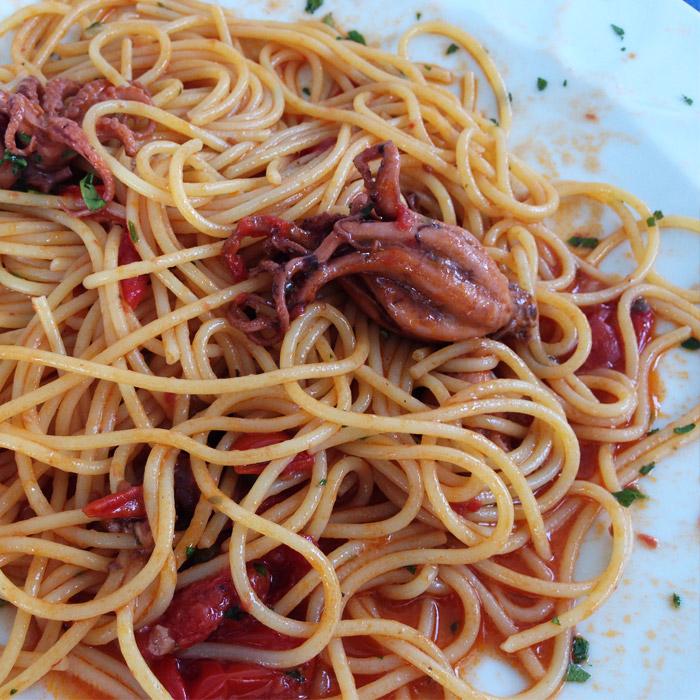 Mangiare a Palmarola, Ristorante O'Francese