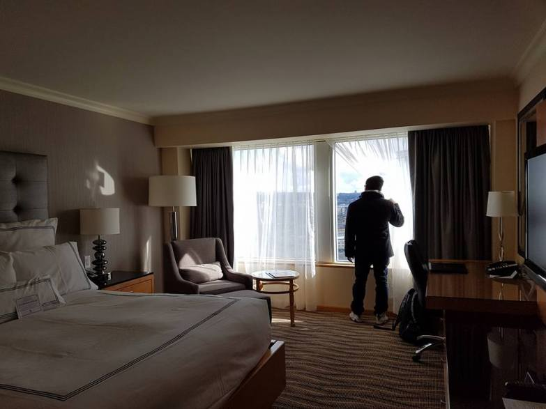 City View King at Pan Pacific Vancouver