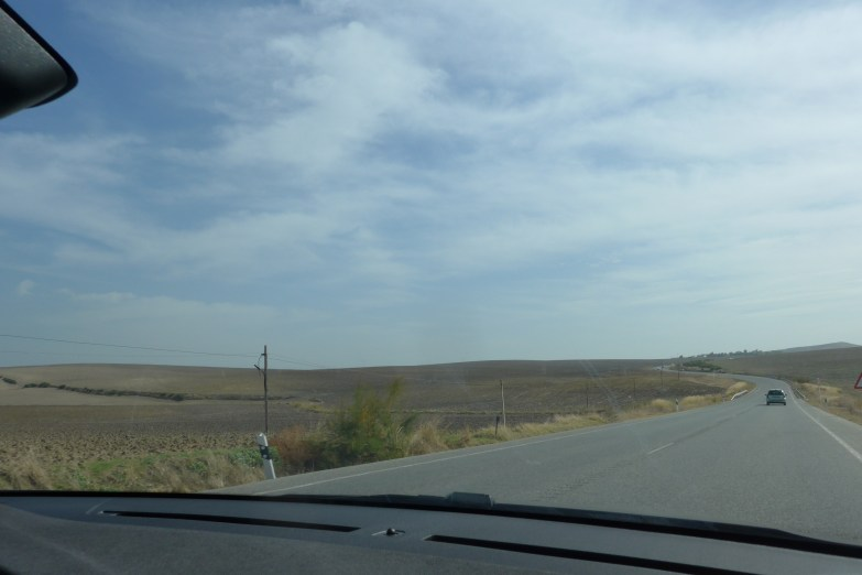 Driving in Andalucia