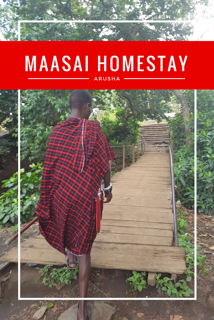 Staying with a local family was a highlight of our trip to Tanzania. We were able to get an authentic experience and learn first-hand about Maasai life.