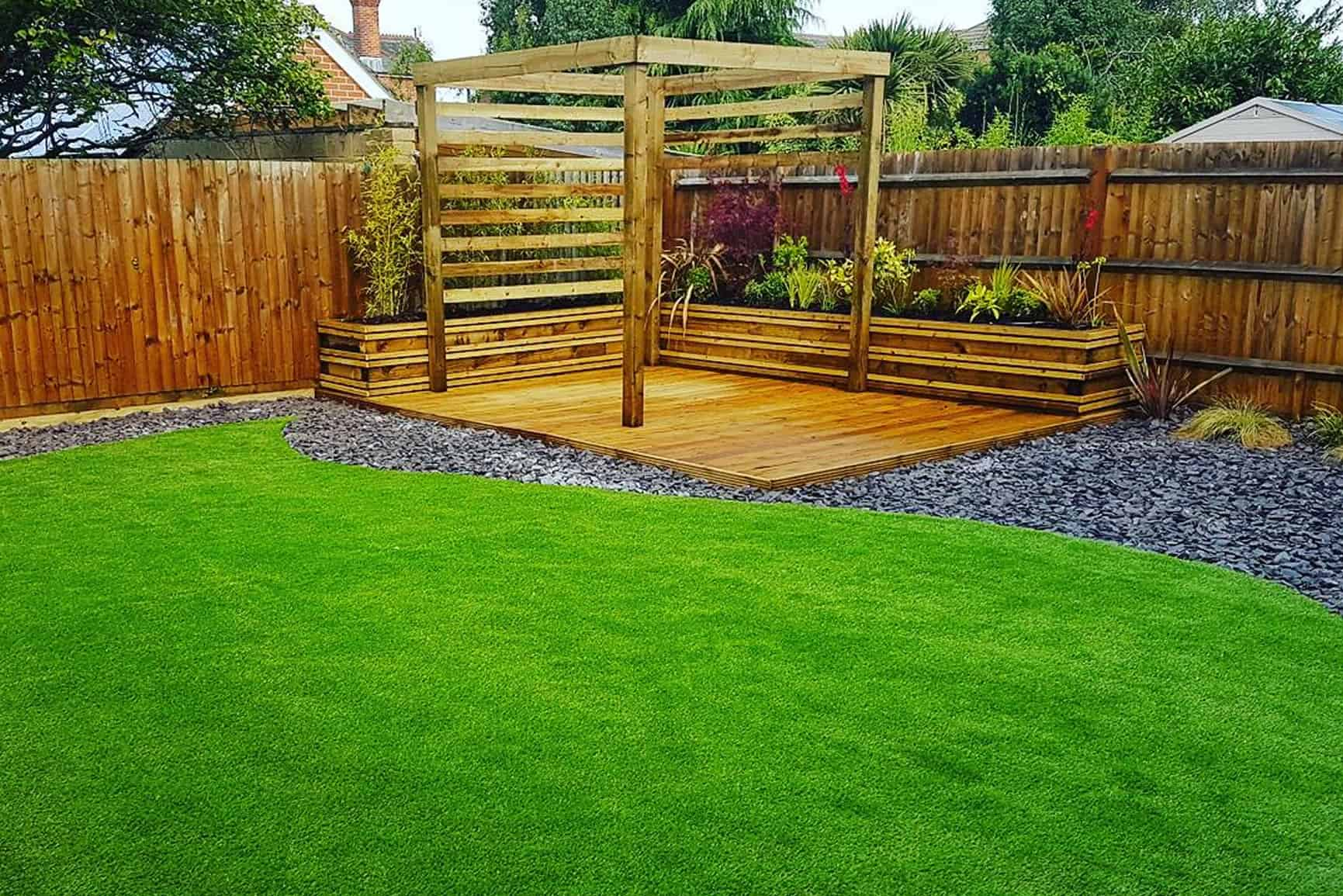 solent garden services landscaping