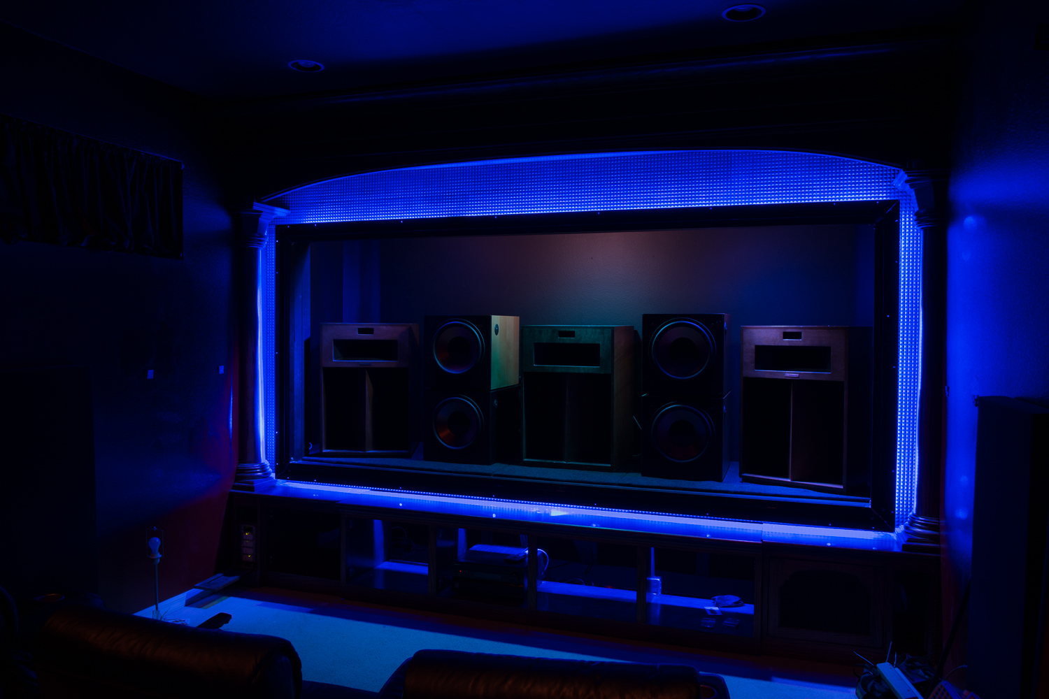 Youthmans LaScala Trio Home Theater Build Version 20 Begins Page 28 Home Theater The