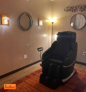Sole Purpose Foot Care Medical Massage Chair