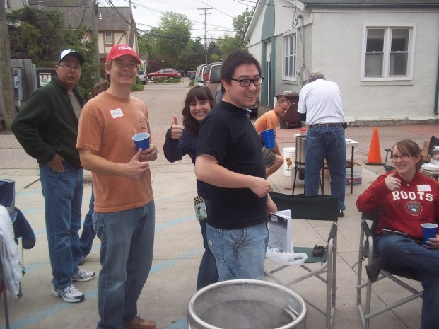2012 National Home Brew Day