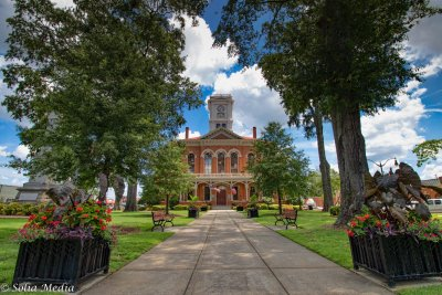 Walton County Courthouse - By Solia Media