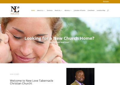 New Love Tabernacle Christian Church