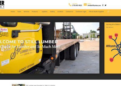Still Lumber, Conyers GA