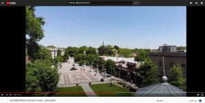 Drone Image Downtown Decatur - by Best Digital Marketing Firm Solia Digital Media