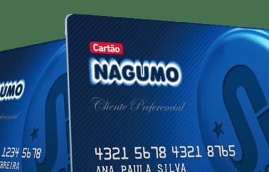 Cartão Nagumo Supermercados