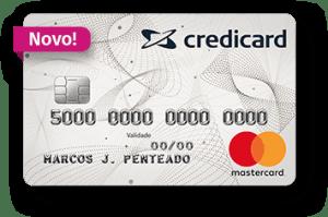 Cartão Cartão Credicard Zero