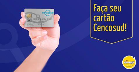 Solicitar Cartão Cencosud Bradescard Visa
