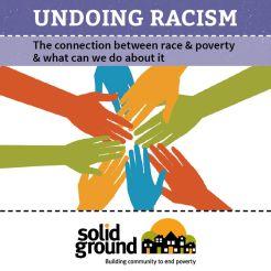 Undoing Racism brochure cover