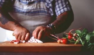 Chef Jay Guerrero (photo by John Speranza)