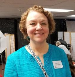 Lauren Heerschap, Seattle Help-Portrait organizer