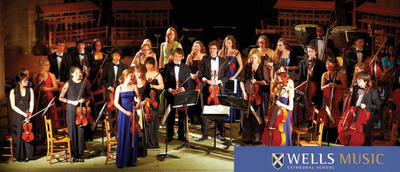 Benefizkonzert: Wells Virtuosi in Echternach!