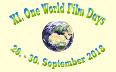 XI. One World Film Days 2018