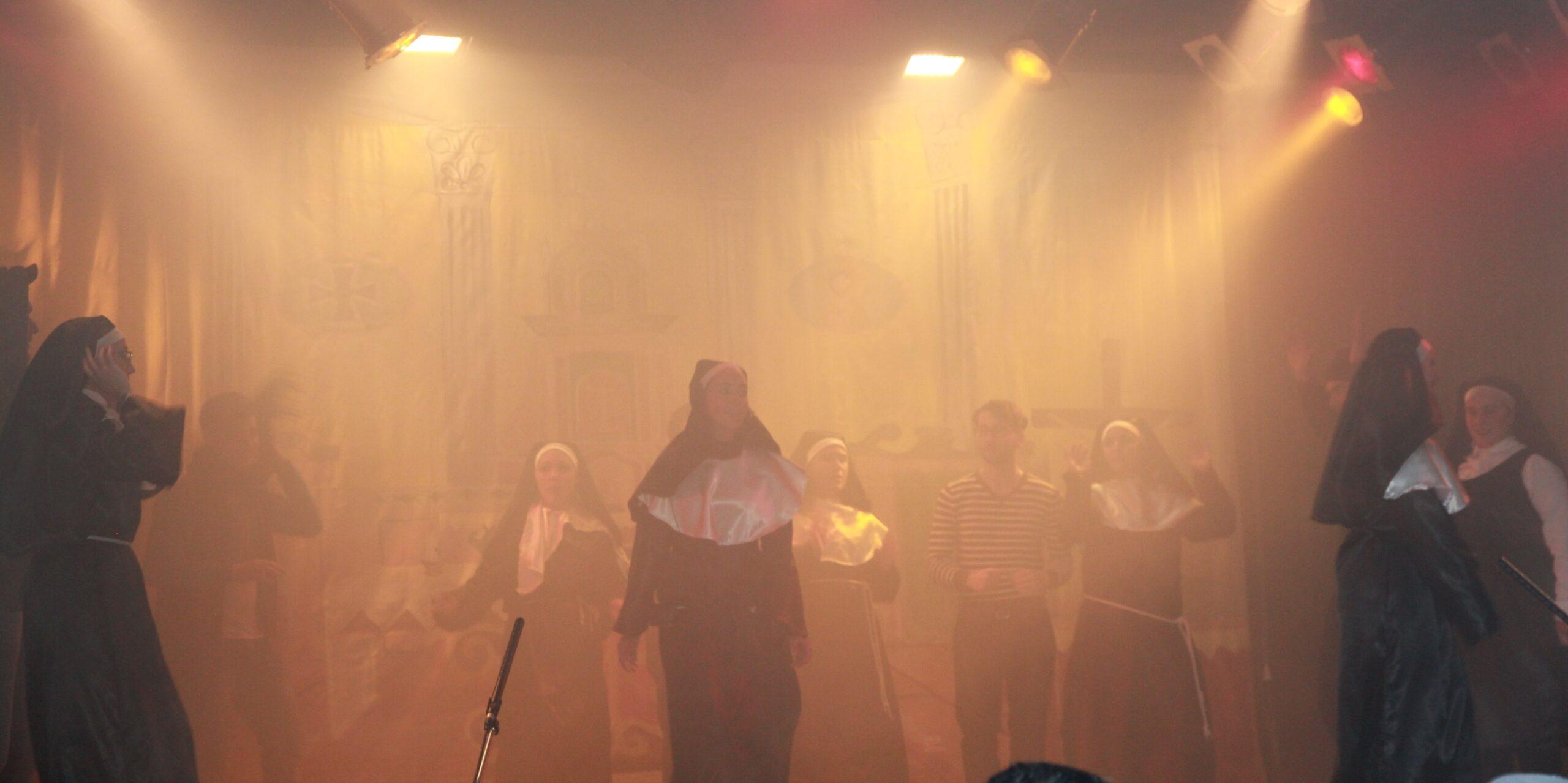 """Laboratorio Teatrale – """"Sister Act"""""""