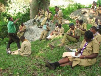 Tansania-Trainingweb