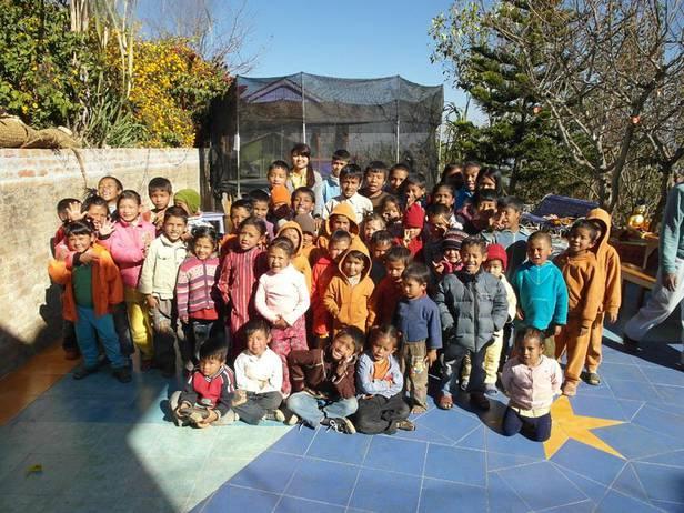 Nepal-Kinder