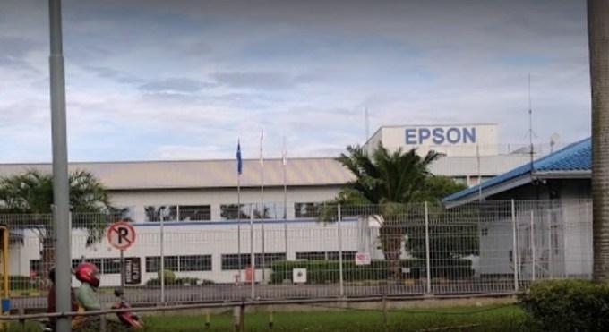 Pabrik PT. Indonesia Epson Industry