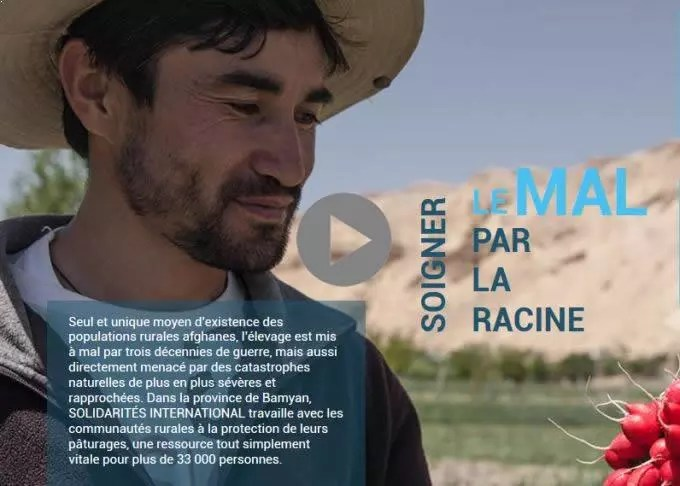 Afghanistan Homme Bamyan