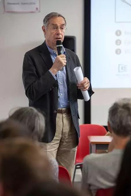 Alain Boinet SOLIDARITÉS INTERNATIONAL