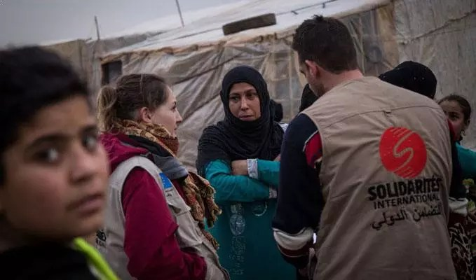 aide humanitaire Liban