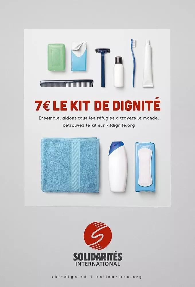 kit dignite affiche