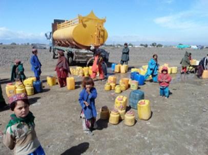 Afghanistan enfants