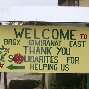 Philippines Tacloban Solidarités International