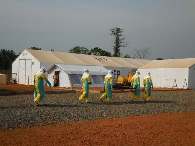 Urgence - Ebola