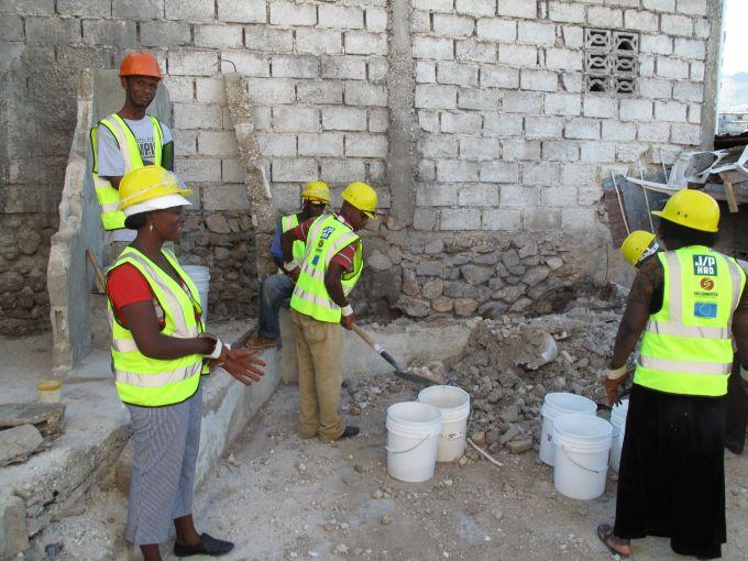 haiti réduction risques catastrophe