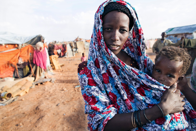 2016 Aout Somalie Dadaab urgence femme enfin somaliens 680X450