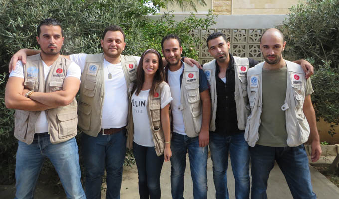 humanitarian team lebanon