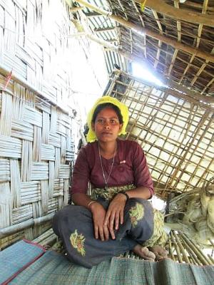 femme myanmar