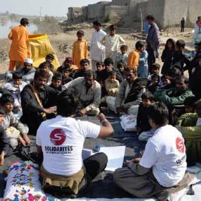 Solidarités International au Pakistan