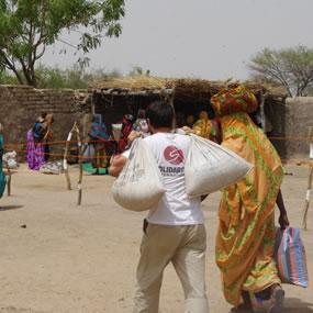Tchad, foires aux vivres - Solidarités International