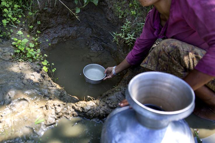 eau femme Bangladesh