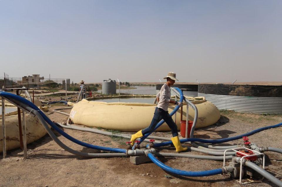 Mosul Mossoul Iraq water