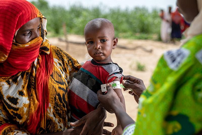 enfants malnutrition