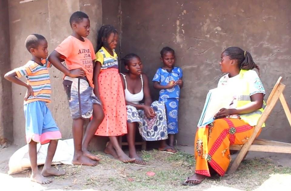 RDC sensibilisation hygiene