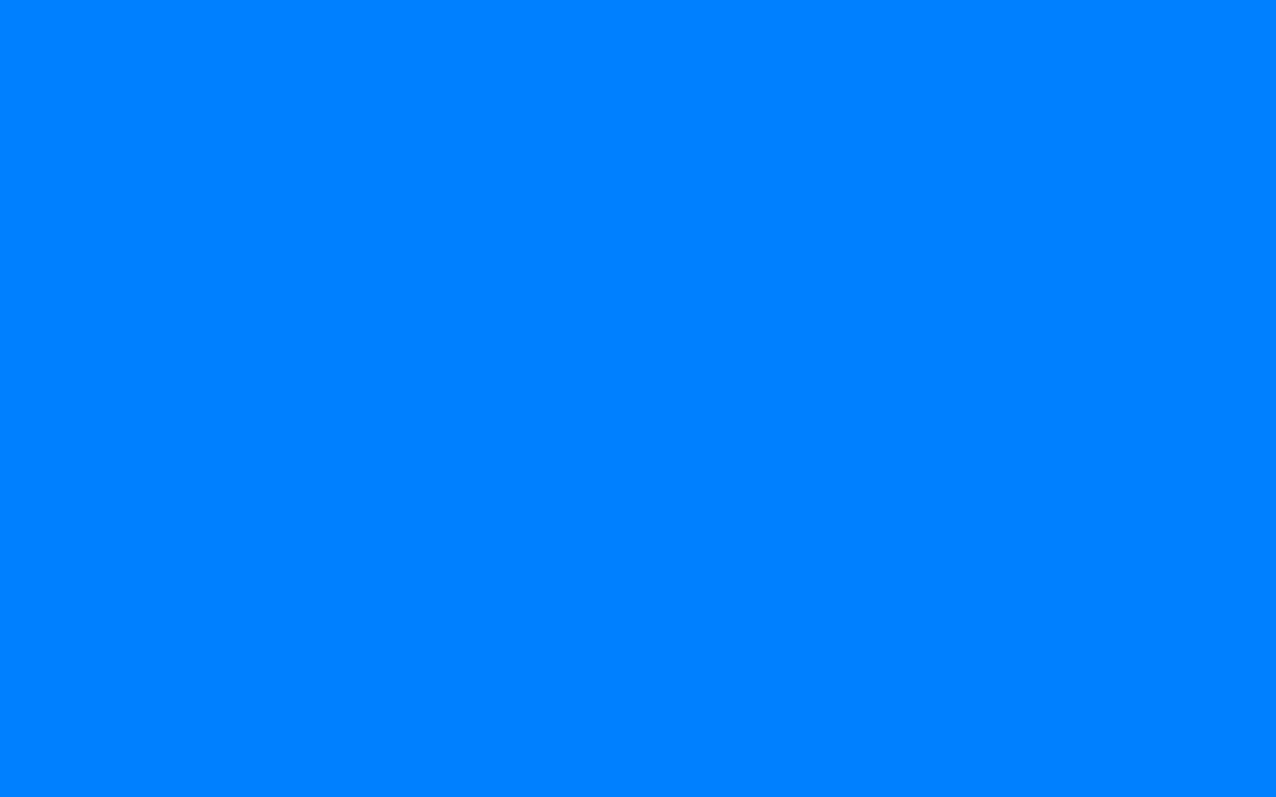 2560x1600 Azure Solid Color Background
