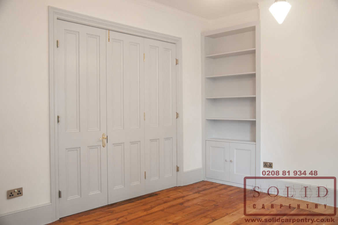 Stylish And Practical Room Dividers Solid Carpentry